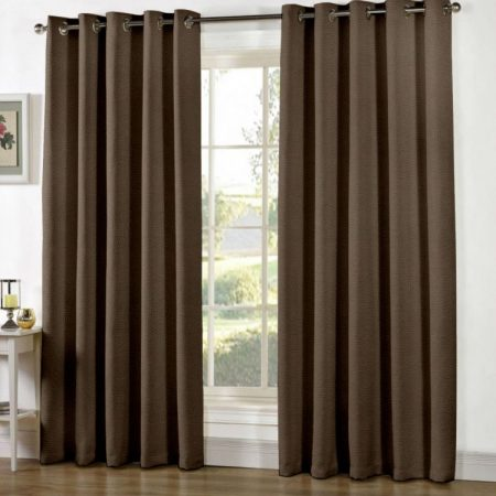Wellingborough blinds iLiv_Venetia_mink_Eyelet_Curtain