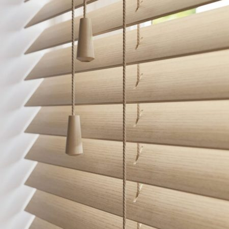 Wellingborough blinds Elm close-up