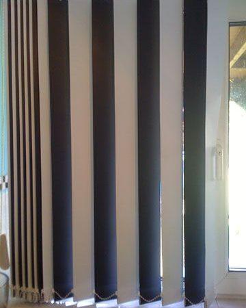 Wellingborough blinds Open Vertical