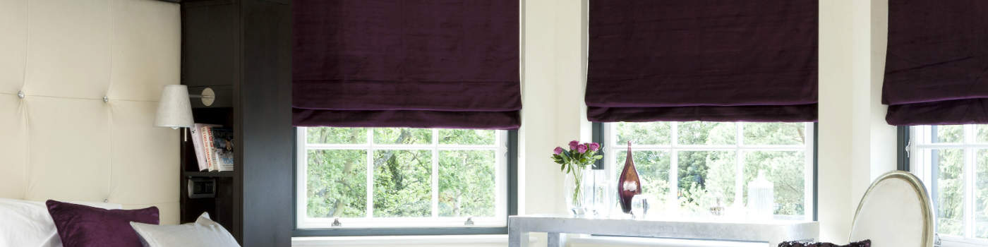 Roman blind Wellingborough blinds