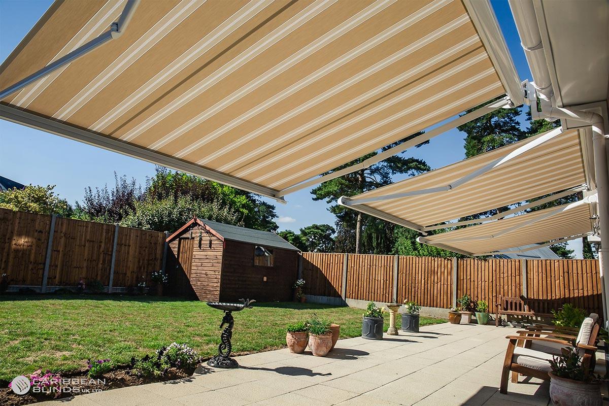 Awnings & Solar Shadings